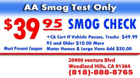 Dmv Smog Check >> Cheapest DMV Smog - (818) 888-8765 - smog coupons